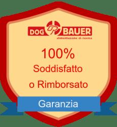 Garanzia Soddisfatto o rimborsato Dogbauer